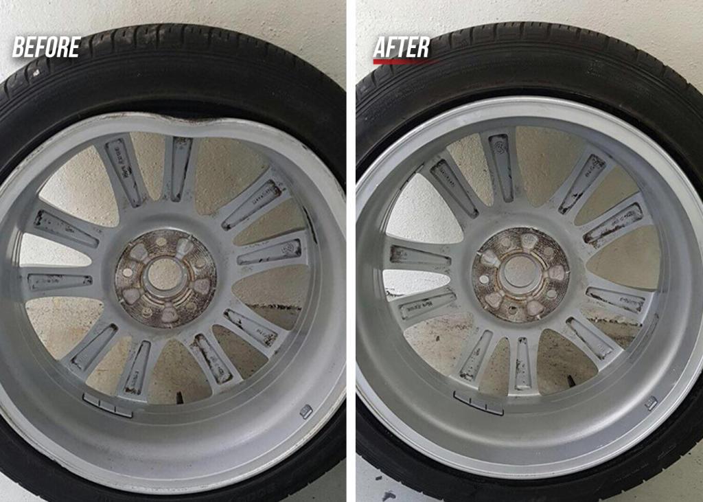 Wheel Straightening